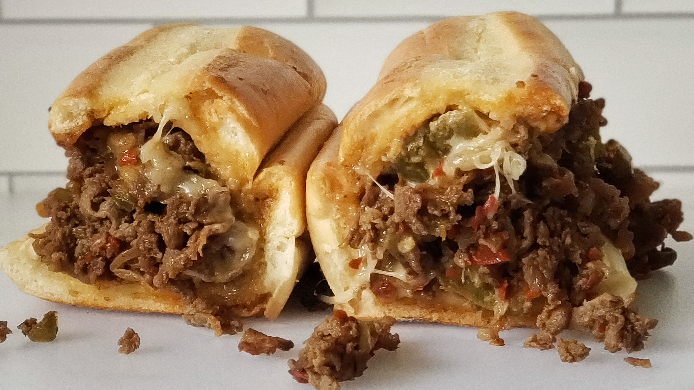 A Taste of Tres' House of Cheesesteaks